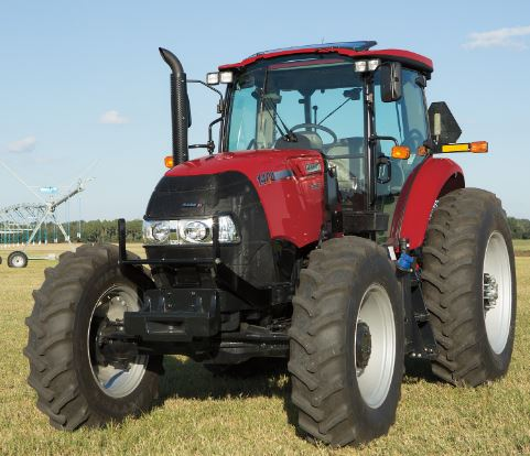 Case Compact Farmall 140A Tractors
