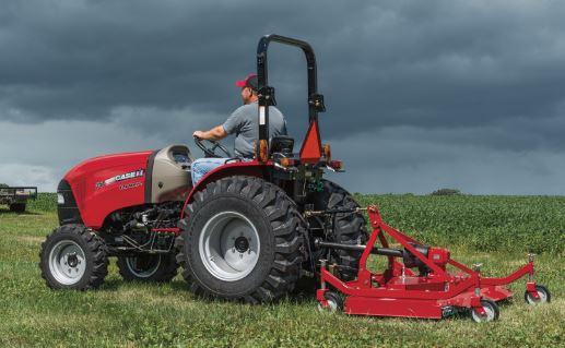Case Compact Farmall 35A Tractors