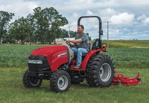 Case Compact Farmall 40A Tractors
