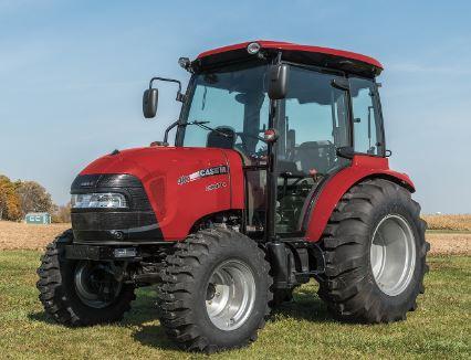 Case Compact Farmall 40C Tractors