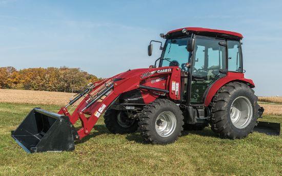 Case Compact Farmall 45C Tractors