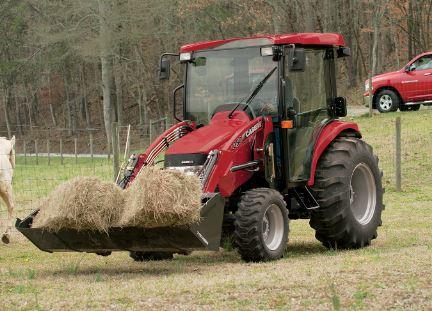 Case Compact Farmall 45CVT Tractors