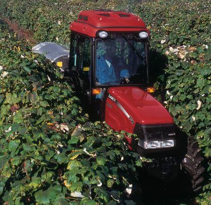 Case Compact Farmall 80N Tractors