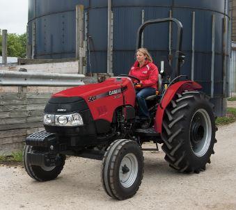 Case Compact Farmall Utility 50A Tractors