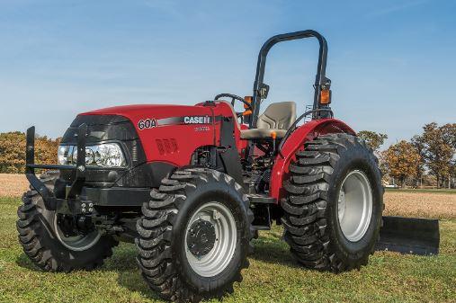 Case Compact Farmall Utility 60A Tractors