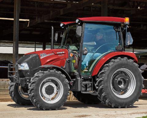 Case Compact Farmall Utility 65A Tractors