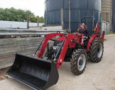 Case Compact Farmall Utility 70A Tractors