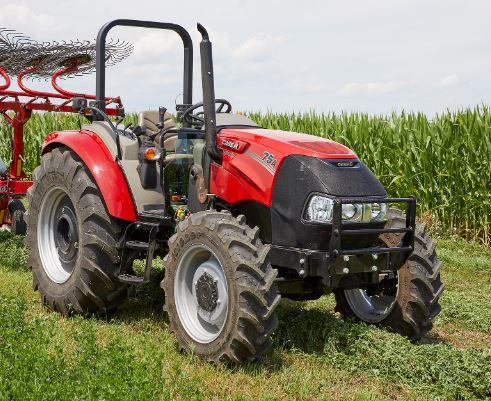 Case Compact Farmall Utility 75A Tractors