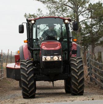 Case Compact Utility Farmall 100C Tractors