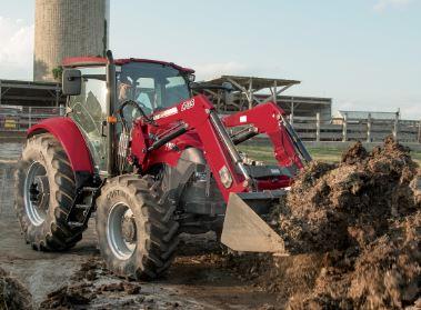 Case Compact Utility Farmall 105U Tractors