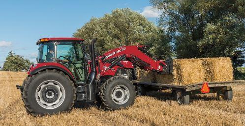 Case Compact Utility Farmall 110C Tractors