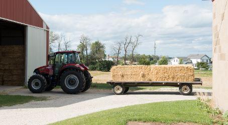 Case Compact Utility Farmall 110U Tractors