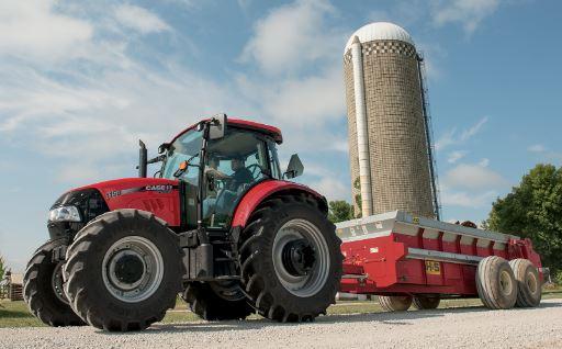 Case Compact Utility Farmall 115U Tractors