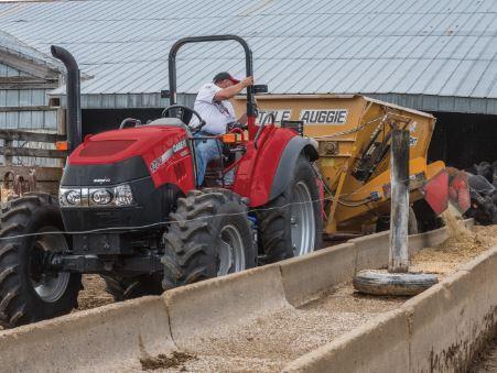 Case Compact Utility Farmall 120C Tractors