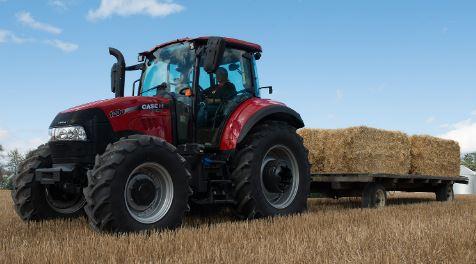Case Compact Utility Farmall 120U Tractors