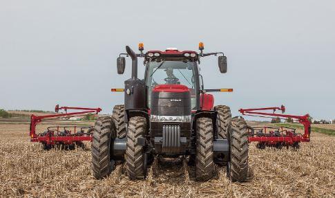 Case Magnum 200 Tractors