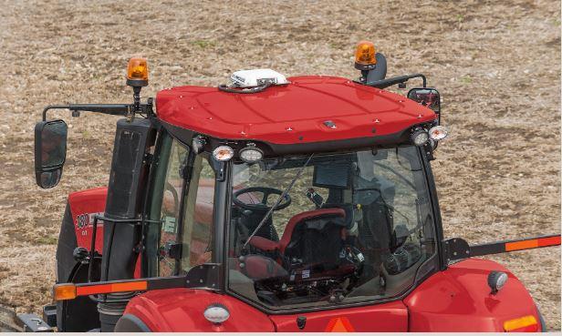 Case Magnum 250 Tractors