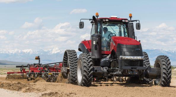 Case Magnum 380 Tractors