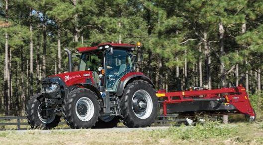 Case Maxxum 115 Tractors