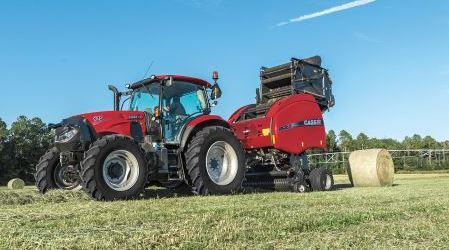 Case Maxxum 125 Tractors