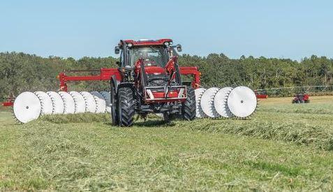 Case Maxxum 135 Tractors