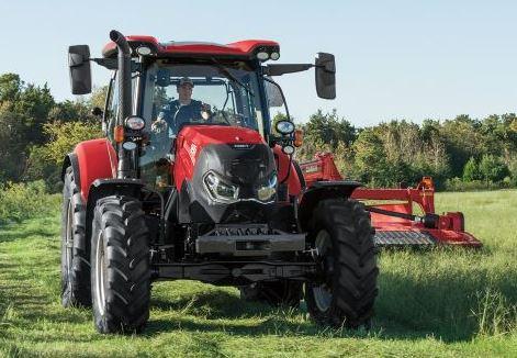 Case Maxxum 145 Tractors