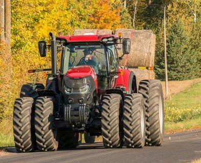 Case Optum 270 Tractors