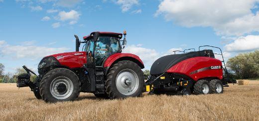 Case Optum 300 Tractors