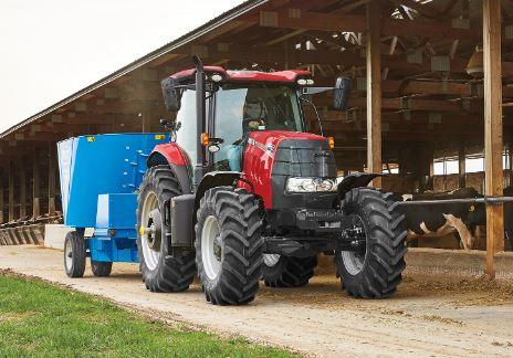 Case Puma 165 Tractors