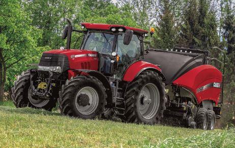 Case Puma 185 Tractors