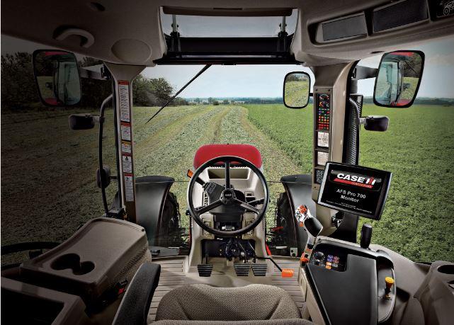Case Puma 200 Tractors