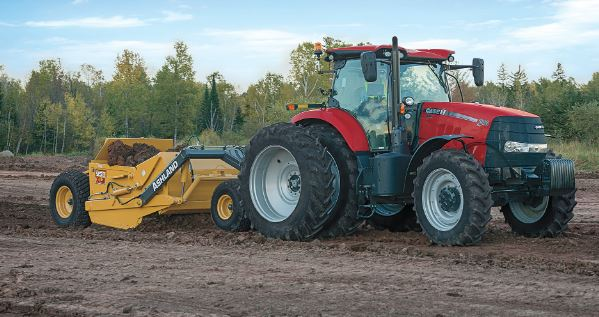 Case Puma 240 Tractors