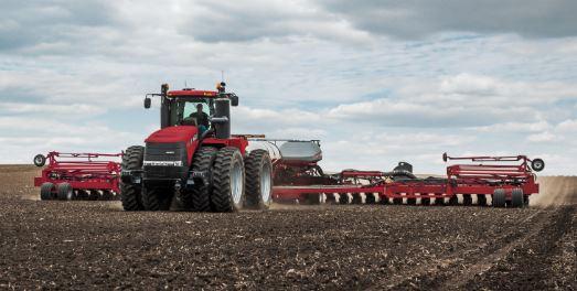 Case Steiger 420 Tractors
