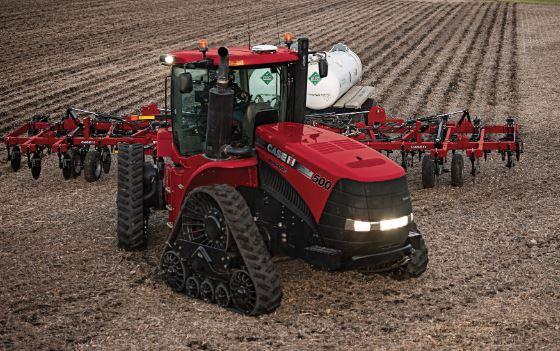 Case Steiger 500 Tractors