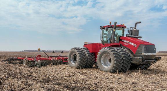 Case Steiger 620 Tractors