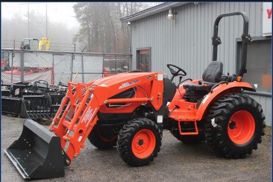 Kioti CK4010 HST Tractor