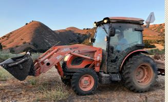 Kioti DK4210SE HS Tractor