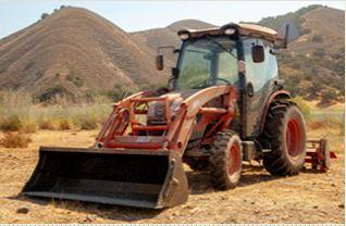 Kioti DK4710SE HC Tractor