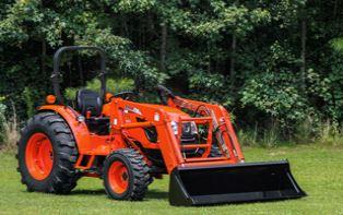 Kioti DK5310SE HST Tractor