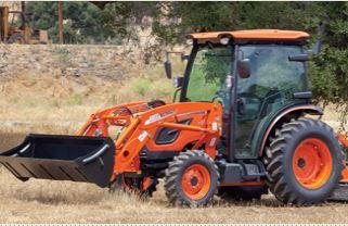 Kioti DK6010SE HC Tractor