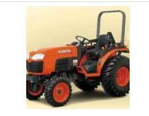 Kubota B2650HSDC Tractor