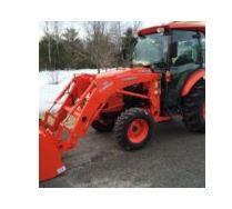 Kubota L4060 Compact Tractor