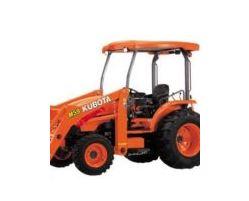 Kubota M59TLB Tractor