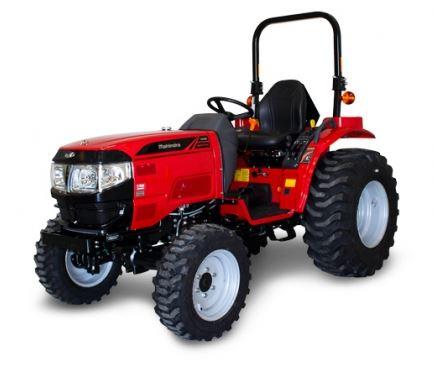 Mahindra 1526 4WD HST Tractors