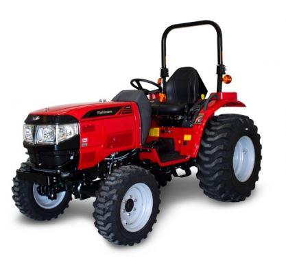 Mahindra 1526 4WD Shuttle Tractors