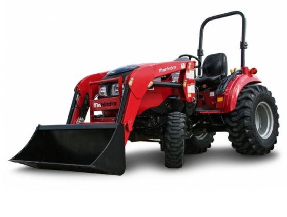 Mahindra 1533 HST Tractors