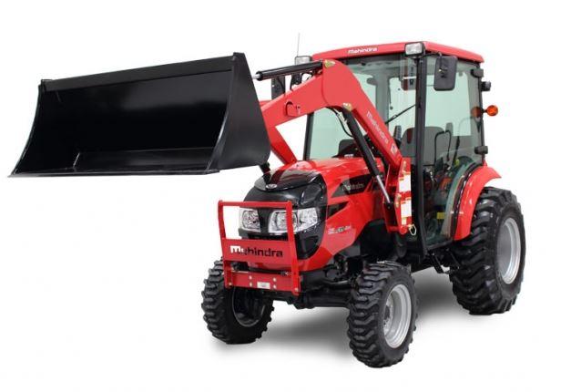 Mahindra 1538 HST Cab Tractors