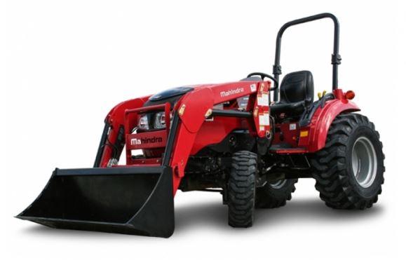Mahindra 1538 HST Tractors