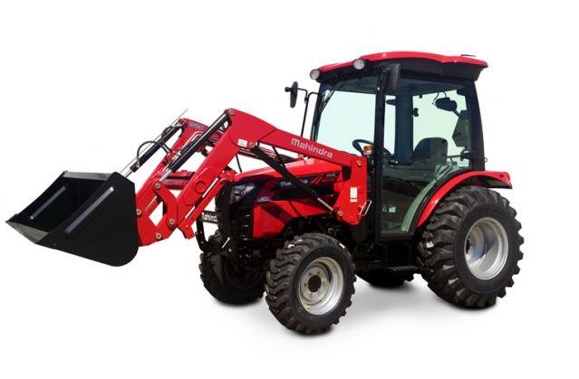 Mahindra 2545 Shuttle Cab Tractors