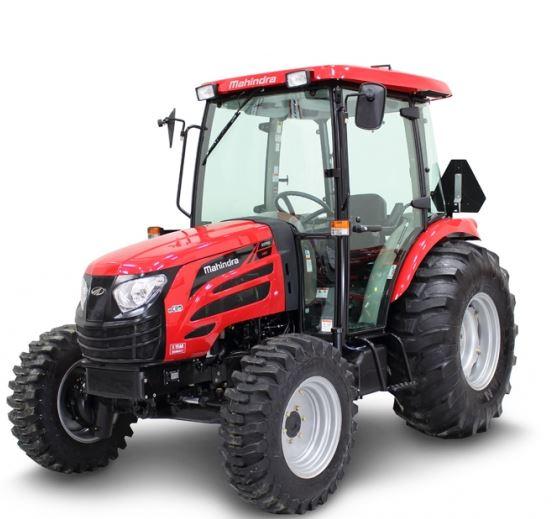 Mahindra 2555 HST Cab Tractors